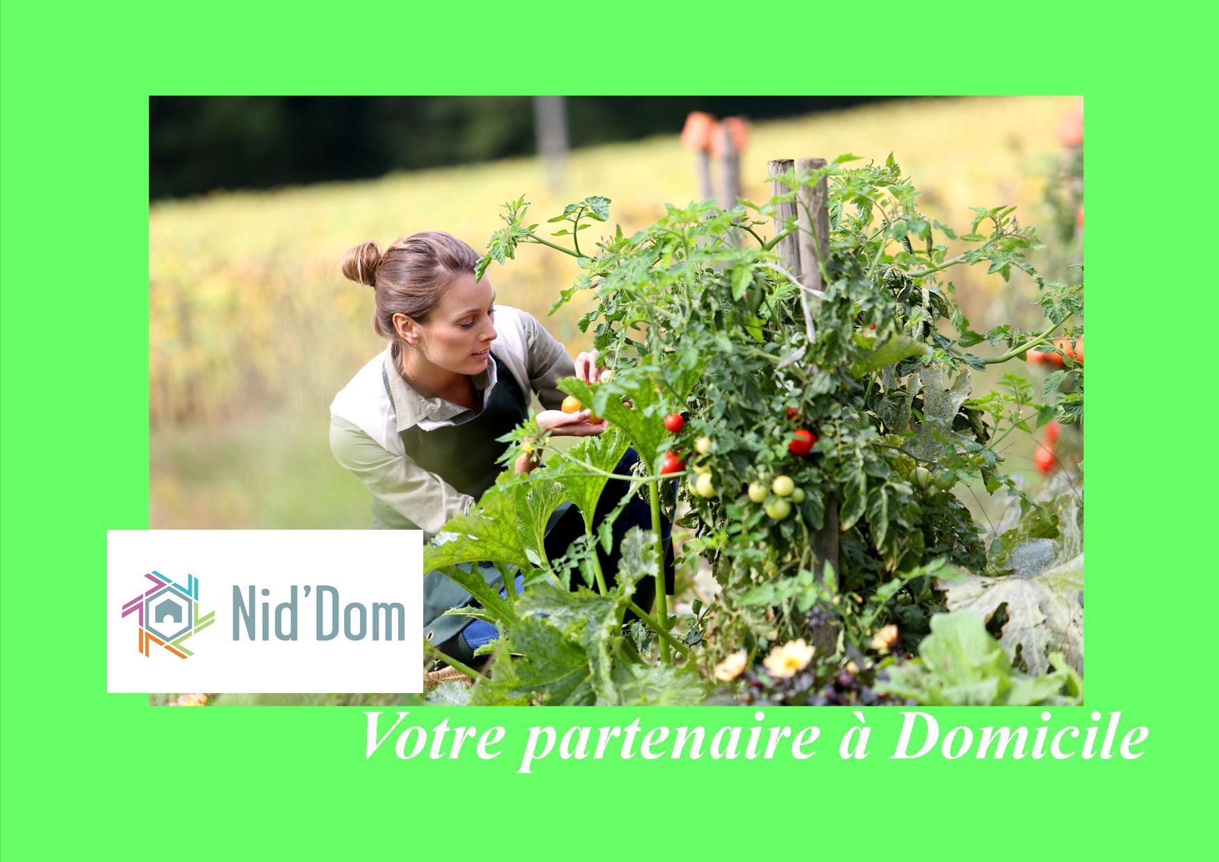 Nid 39 dom vous propose un service jardinage petits travaux for Petit travaux de jardinage
