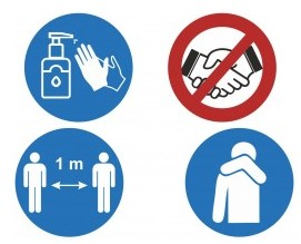 Nid'Dom respect des gestes barrières