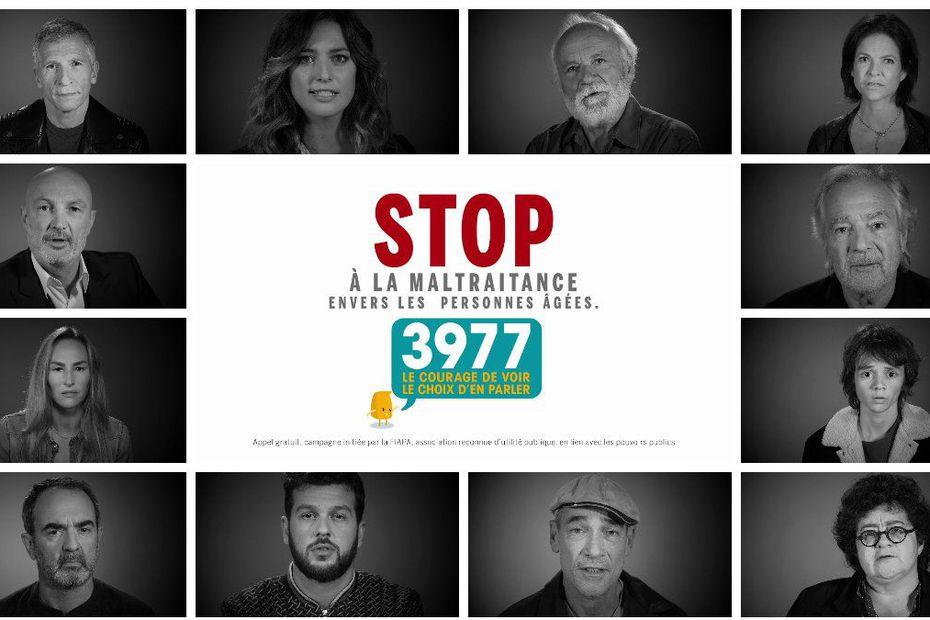 Stop à la maltraitance envers les personnes âgées