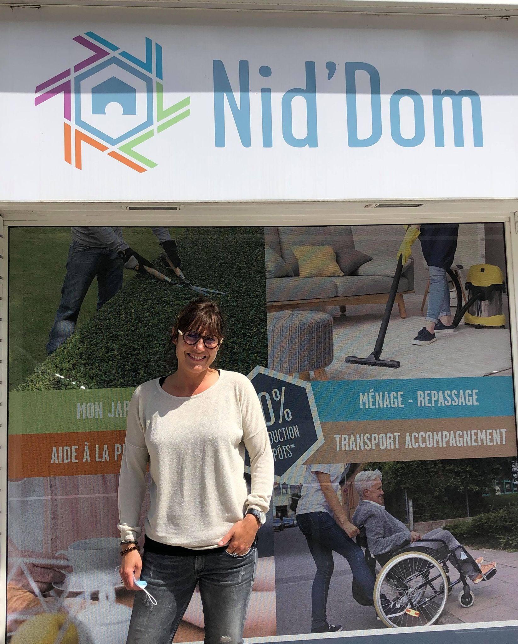 Nelly Ferrou-Bégards Nid'Dom Anglet