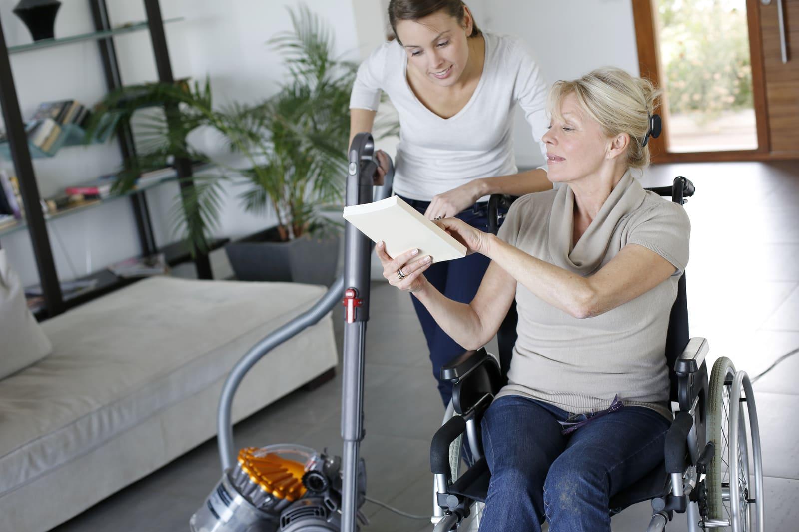 Aide à domicile - Pourquoi un expert