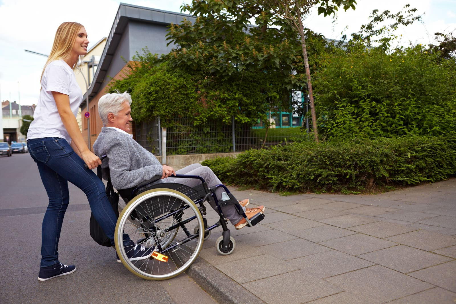 Nid'Dom : Un service de transport accompagnement pour les personnes en situation d'handicap